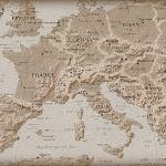 Політична карта Європи