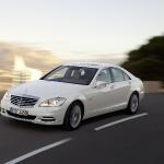 Mercedes Benz New S-Class S 400 Hybrid
