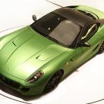 Ferrari 599 GTB HY-KERS Concept 2010