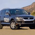 Volkswagen Touareg TDI Cleandiesel