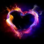 Вогняне серце