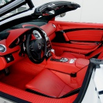 Brabus Mercedes Benz SLR Roadster