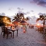 Ресторан на пляжі