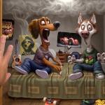Хто курив?